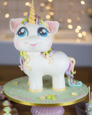 3D Unicorn Cake (From £200)