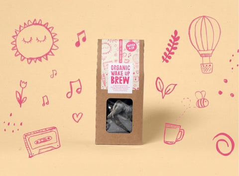 MY BAKER's Valentine's Day Gift Giveaway includes two boxes of Nibbler & Co's delicious organic tea