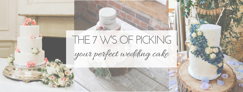 MY BAKER - Picking your perfect wedding cake isn't easy. Don't leave it to chance and get a professional to help out with a bespoke wedding cake design