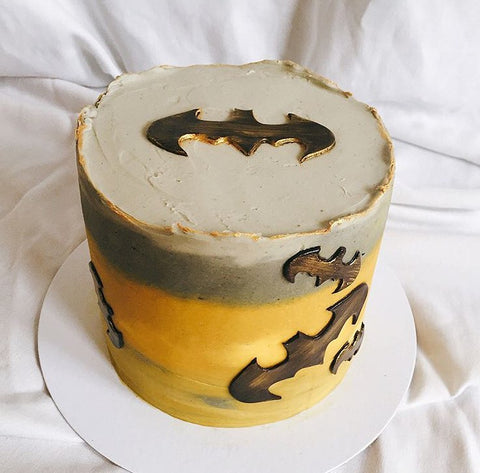 Batman Buttercream cake (from £75)