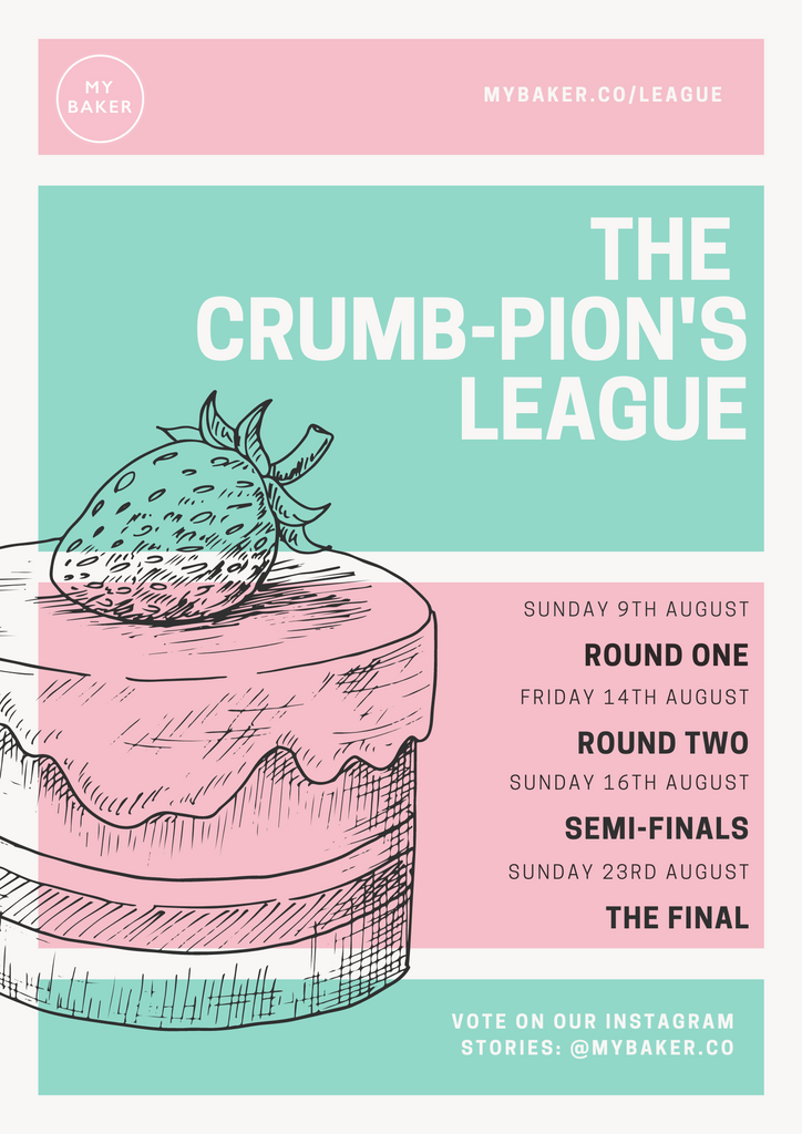 crumbpion's league dates