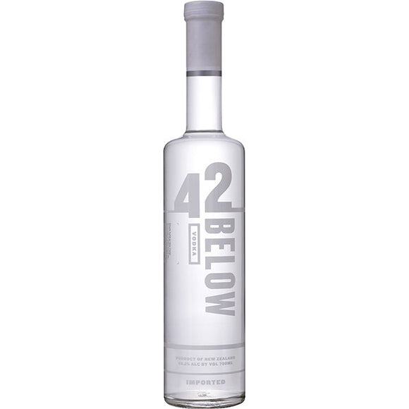 42 Below Vodka New Zealand 70cl