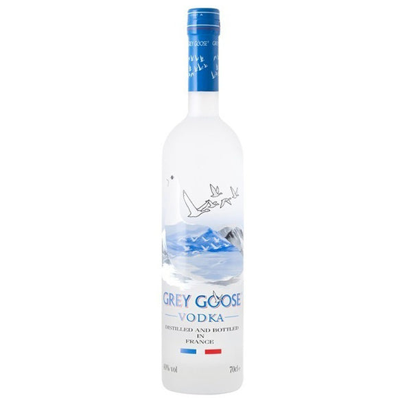 Grey Goose Vodka French Pure Grain Vodka 70cl