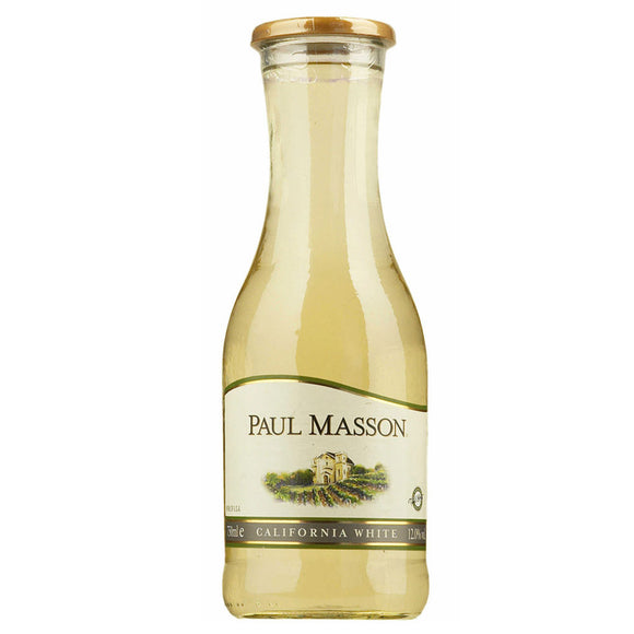 Paul Masson White California Wine 75cl