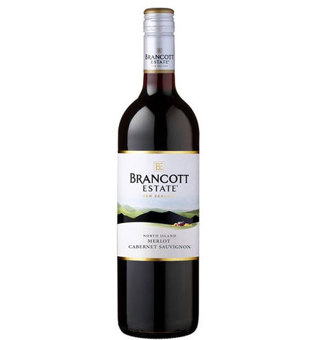 Brancott Estate Merlot Cabernet Sauvignon New Zealand Red Wine 75cl