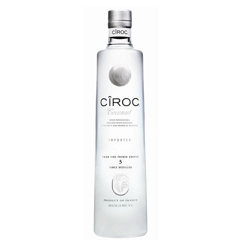 Ciroc Coconut French Vodka 70cl