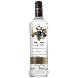 Smirnoff Black Label Vodka 70cl