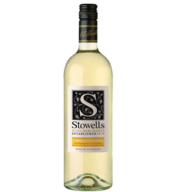 Stowells of Chelsea Australian Colombard Chardonnay White Wine 75cl