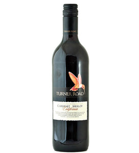 Turner Road Cabernet Merlot Californian Red Wine 75cl
