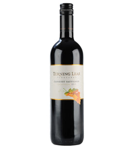 Turning Leaf Cabernet Sauvignon Californian Red Wine 75cl