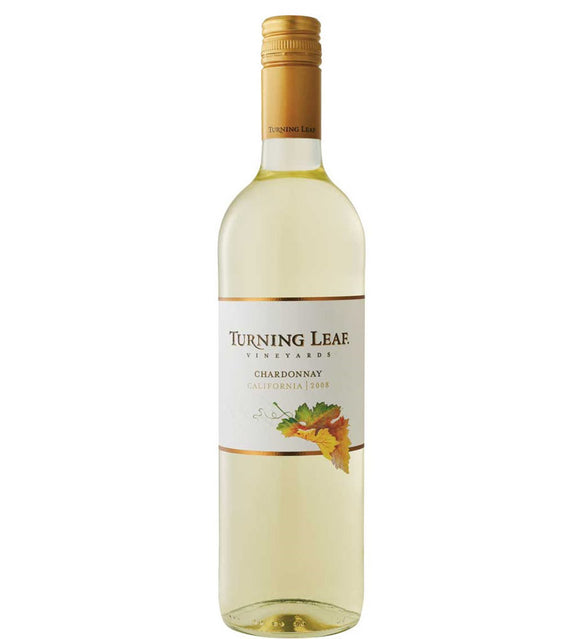Turning Leaf Chardonnay Californian White Wine 75cl