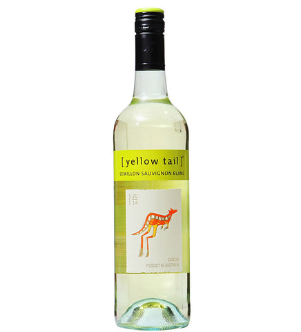 Yellow Tail Semillon Sauvignon Blanc Australian White Wine 75cl