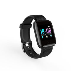 Waterproof Digital Smart Watch with Blood Pressure Heart Rate Monitor
