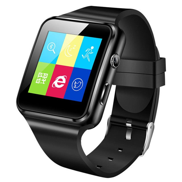 X6 Touch Screen Smart Watch  With Camera Support SIM TF Card - sportinglifes