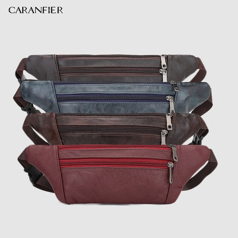 Classic Solid Color PU Leather Casual Travel Crossbody Bag - sportinglifes