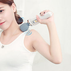 Portable Multi Functional Rechargeable Massager Vibration Massage - yingdanli.1