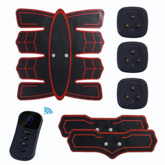 Rechargeable Wireless Abdominal Muscle Belt Training Equipment