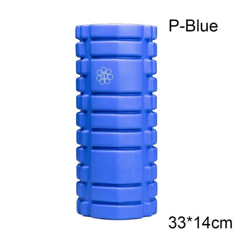 Yoga Pilates Fitness Foam Roller sports Train - yingdanli.1