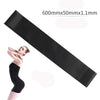 Image of 5 Colors Yoga Resistance Rubber Bands Indoor Outdoor Fitness Equipment - yingdanli.1