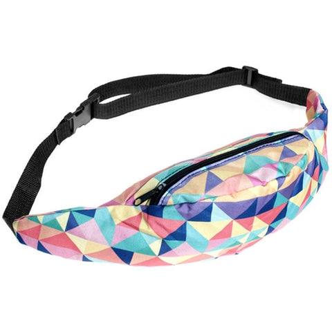 New Colorful Waist Bag For Men Fanny Packs - sportinglifes