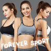 Image of Gym Running Push Up Top Female Sport Bra - yingdanli.1