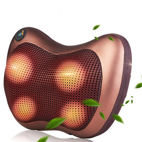 Multifunction Home Car Electric Body Massager Pillow - sportinglifes