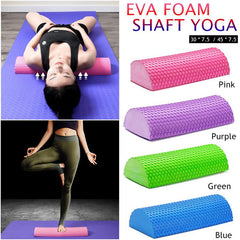 Yoga Blocks With Massage Floating Point 30-45cm - yingdanli.1