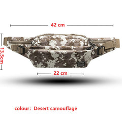Men fashion waist pack