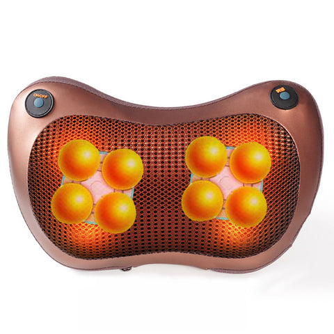 Cervic Massager with body Infrared Heating Care for neck back relaxation - sportinglifes