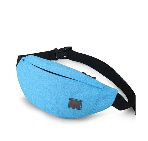 Casual Functional Money Phone Belt Bag - sportinglifes