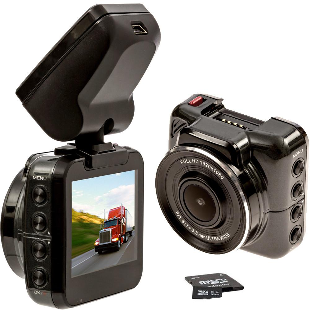 TD Eagle Eye 1440P Single WDR DVR Dash Camera - BEST Camera for Day/Night!