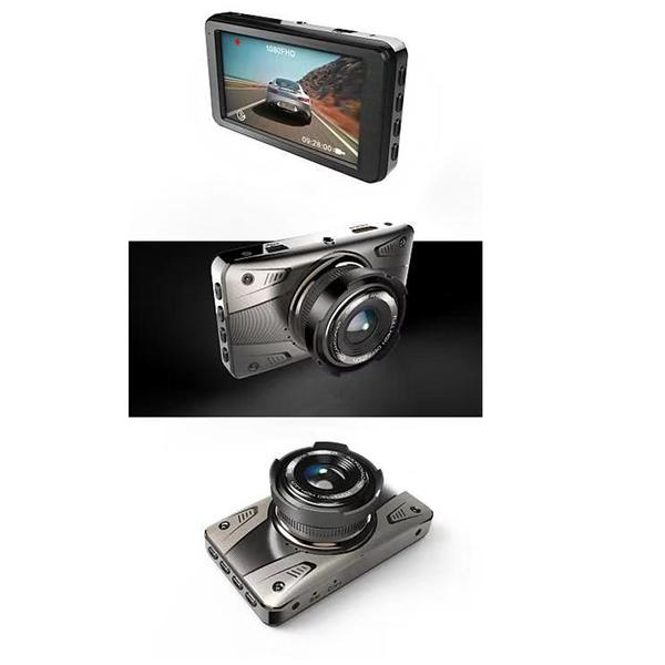 TD Prime 1080P 1-2 Cam Dash Cam - Includes 1 Cam, can add 2nd 1080P Cam