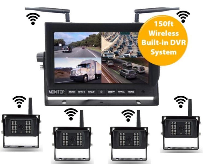 DIGITAL WIRELESS CAMERA SYSTEMS