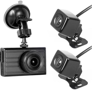 DISCONTINUED:  TD Eagle Eye Triple 3 Cam Dash Camera System