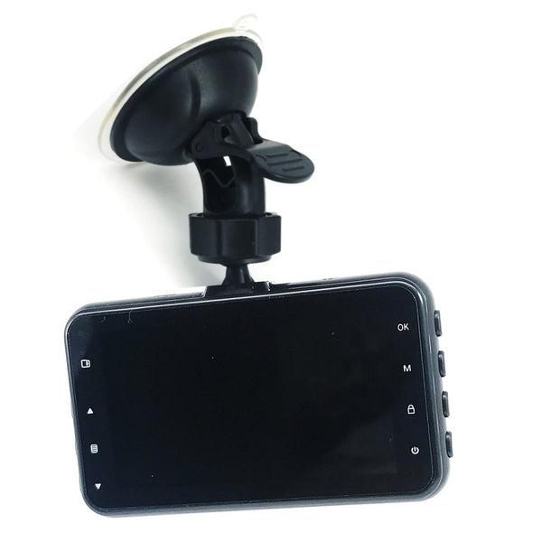 TD PRIME 1296P Single Dash Cam: Wide Angle WDR Front Facing Dash Cam