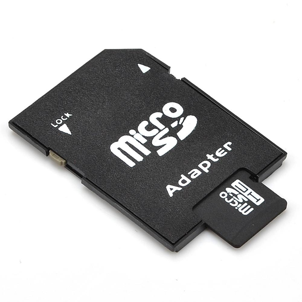8 GB MicroSD Class 10 Card with Adapter - TopDawgTrucker Dash Cams