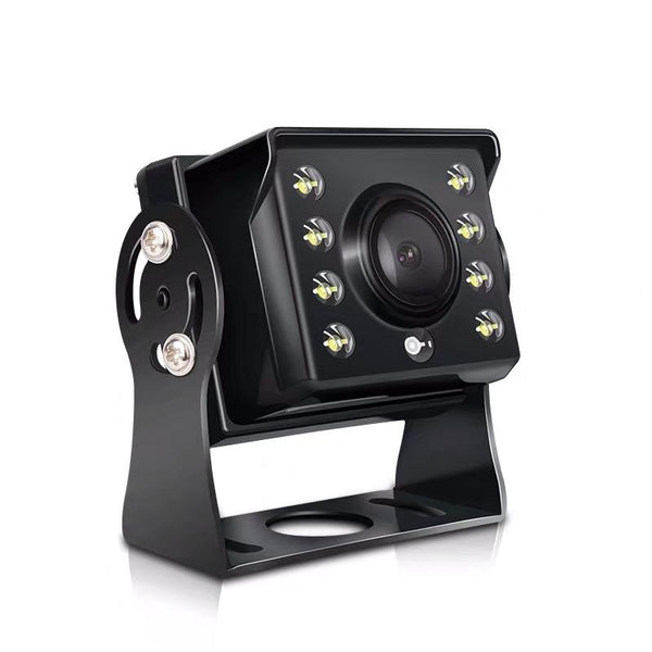 "Wired Backup 960P Camera for Trucks. Heavy Duty, 9"" LCD! 960P Cam with Super Night Vision"