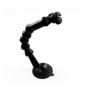 Heavy Duty Extra Long Suction Cup Windshield Mount for Camera or LCD
