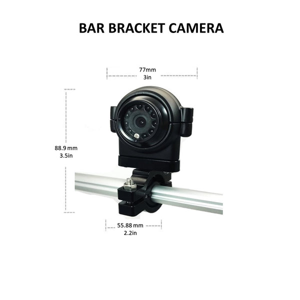 1080P Cam with BAR/Handle Bar Bracket