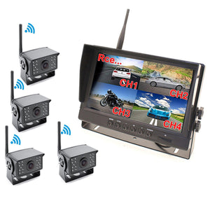2nd Gen DIGITAL Heavy Duty Wireless Camera System