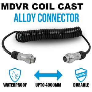 MDVR HEAVY DUTY TRAILER CONNECTOR SYSTEM