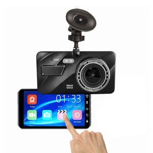 2nd Gen Prime AHD Dash Cam with Touch Screen, Optional 2nd Camera