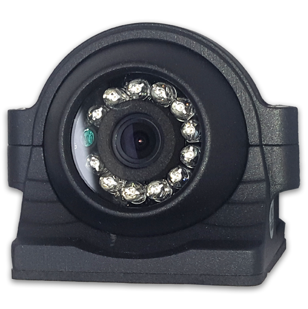 Additional 720P Heavy Duty Side View Camera for MDVR System - TopDawgTrucker Dash Cams  - 1