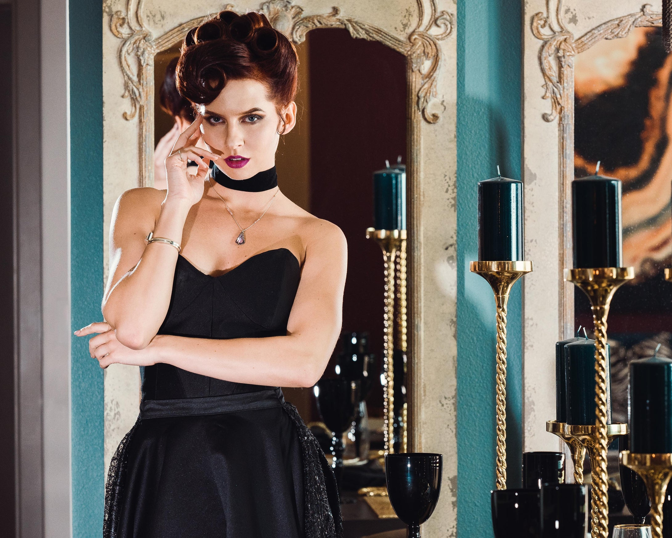 The best luxurious clothes made in Las Vegas, NV. These custom designs are well-priced and made in-house to provide you with great quality and customer service.