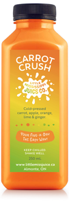 Carrot crush Juice - frozen