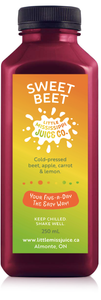 Sweet Beet Juice - freshly made