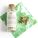 Three Kings Resin Blend 3/4oz ~ Ancient Blend ~ Frankincense, Myrrh, Benzoin
