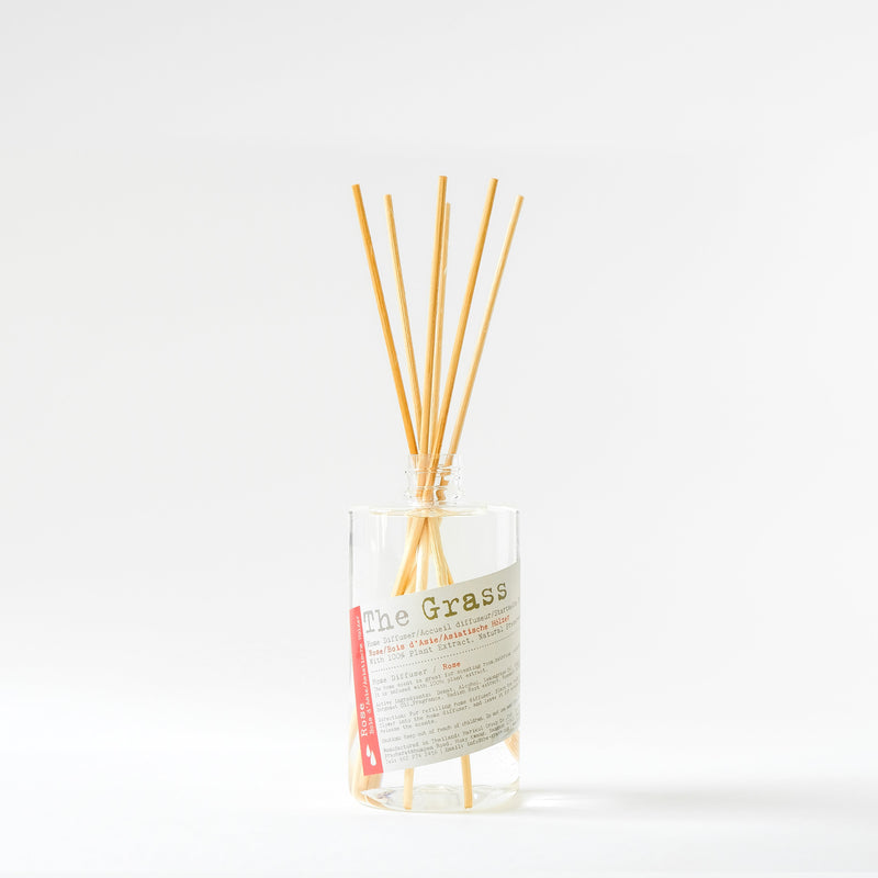 Home Diffuser Rose 85Ml Rumsdoft