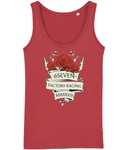 Womens 'Factory Tattoo' Vest