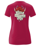 Women's 'Factory Tattoo' Slim-Fit T-Shirt